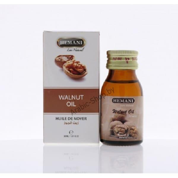 """Масло Грецкого Ореха """"Hemani Walnut oil"""" (30 мл)"""